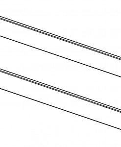 altrex Gerüst-Serie 4000 Bordbrett-Satz