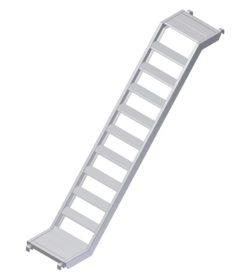 Albert Gerüste - Fahrgerüst-Treppe 3,00m x 0,60m - 7790