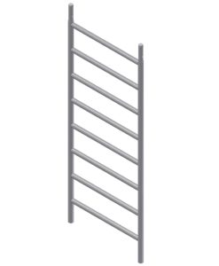 Albert Gerüste - Fahrgerüst-Vertikalrahmen 2,00m x 0,71m - 2422