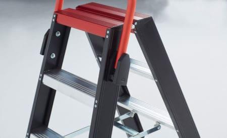 Altrex Taurus - TDO mit Sicherheitsbügel - Stufenleiter_8