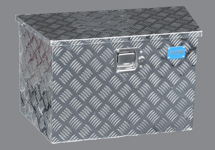 alutec alu box riffelblech box mein rollger st. Black Bedroom Furniture Sets. Home Design Ideas