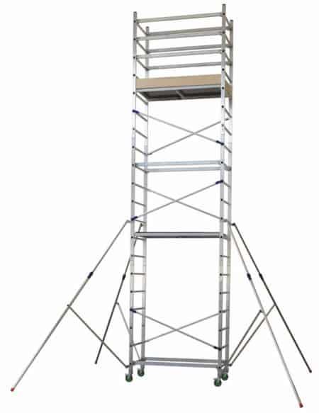 Facal Alto - FahrGerüst aus Aluminium | Pro Serie 100_AL620