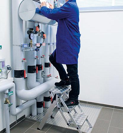 Günzburger Steigtechnik ML Kompakt-Tritt-1