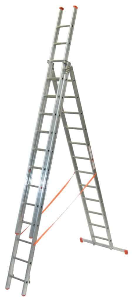 Facal Genia | Mehrzweckleiter | Pro Serie 300 G380-3 Ansicht