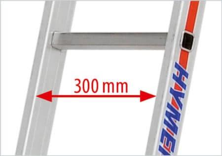 Hymer-4011 Detail Leiterinnenbreite