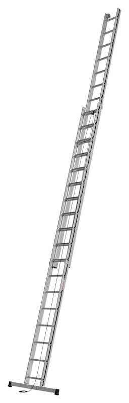 Hymer ALU-PRO 70051 Seilzugleiter 2-teilig-2x18