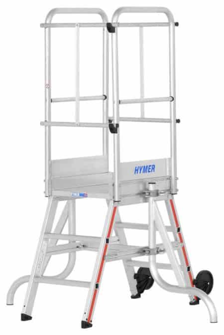 Hymer 8185 Arbeitsplattform - kurz