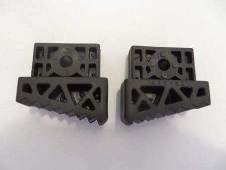 altrex FALCO / ANDES einseitig begehbar Leiterfüße Set (2 Stück) hinten - Ersatzteile