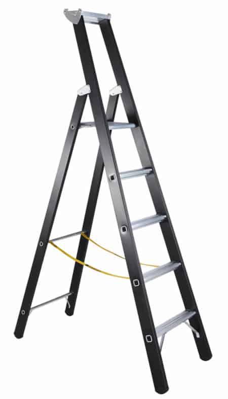 Zarges Z600 SL Stufenleiter einseitig begehbar