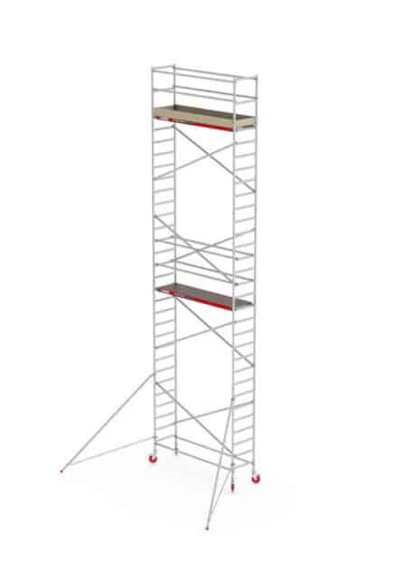 Altrex RS Tower 41 FahrGerüst | 1.85 x 0.75 | Holz-Plattform 10,20m