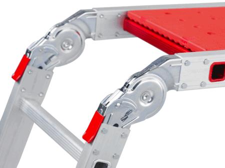 altrex Varitex Plus - Aluminium Vielzweckleiter