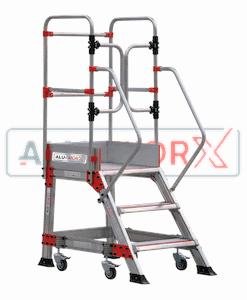 ALU-WORX Podeste und Plattformleitern