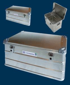 Alu-Boxen | Aluminium Transportkisten