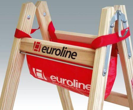 euroline Leiterzubehör - Werzeugablagetasche