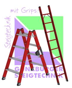 Günzburger Steigtechnik Kunststoffleitern