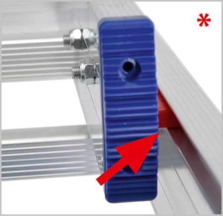 Hymer Seilzugleiter 6051 2-teilig