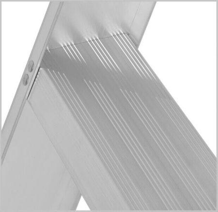 Hymer Stufen-Anlegeleiter 6012