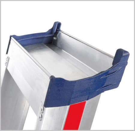 Hymer Stufen-Stehleiter 6026 - einseitig begehbar