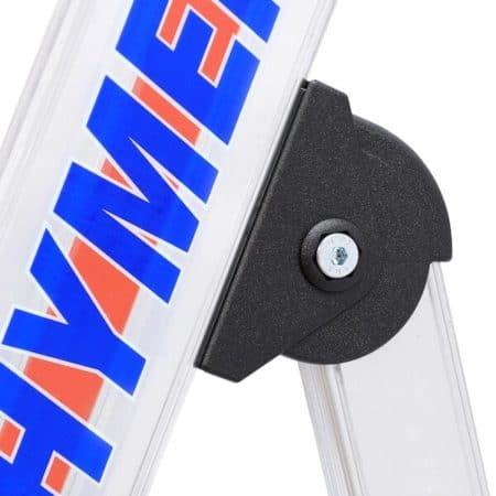 Hymer Stufen-Stehleiter 8026 - einseitig begehbar