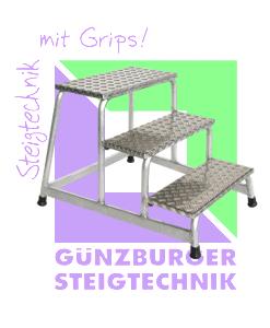 Günzburger Steigtechnik - Arbeitspodeste