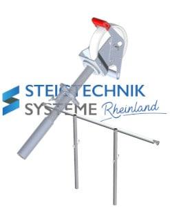 Steigtechnik Systeme Gerüste - Einzelteile