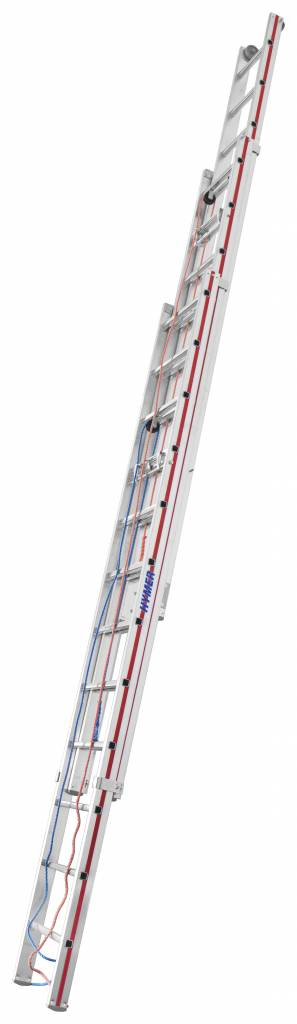 Hymer 4061 Seilzugleiter dreiteilig