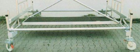 Albert Gerüste Alu-Fahrgerüst - Baugerüst | Profi-Gerüst