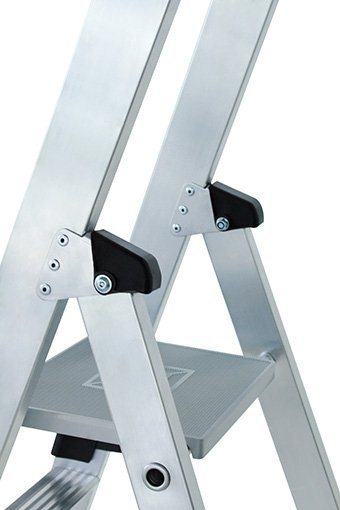 Günzburger Steigtechnik Aluminium-Stufenstehleiter