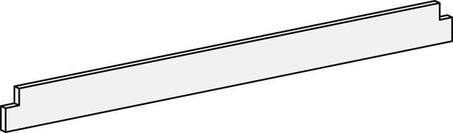 Hymer Fahrgerüst - Bordbrett Längsseite 707125