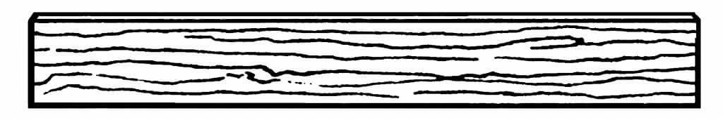 Hymer Gerüst - Bordbrett Stirnseite