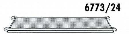 Hymer Fahrgerüst - Bühne ohne Durchstieg 677324