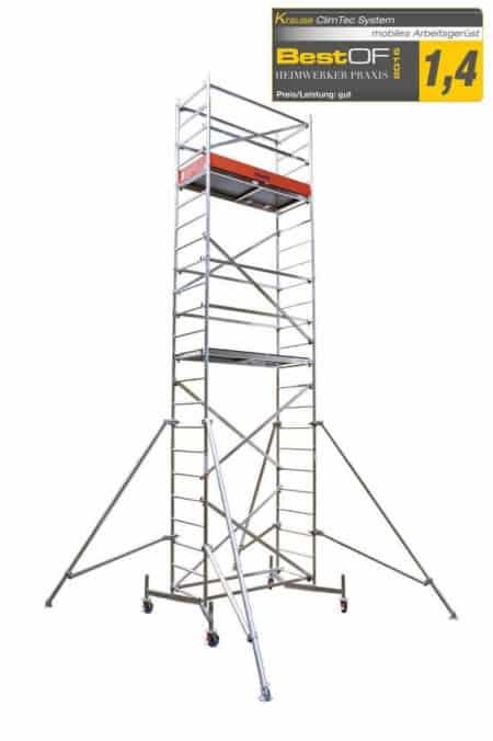 Krause ClimTec Gerüst - Rollgerüst