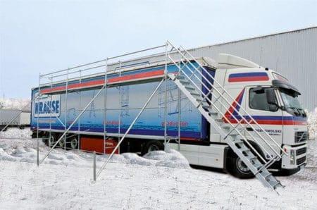 Krause EisfreiGerüst - Enteisungsanlage