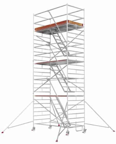 HYMER SC 60 Treppen-Fahrgerüst 6573 mit Auslegern
