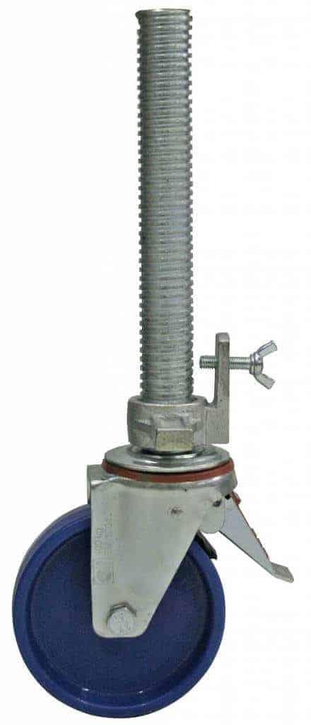 KRAUSE Rollgerüste - Fahrrollensatz 150mm 4 Stk. - Art.Nr. 914039