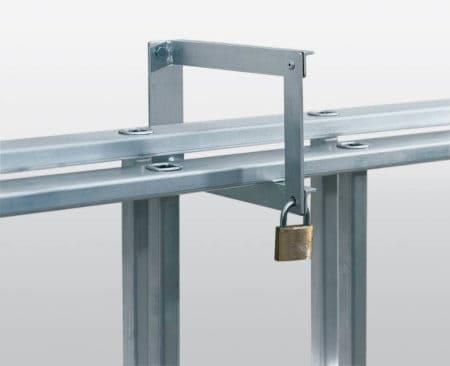 Günzburger Steigtechnik - Leiteraufhängevorrichtung