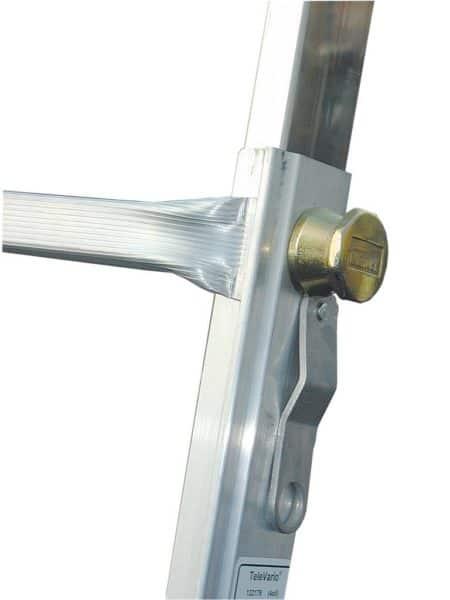 Krause TeleMatic® Sprossen-Gelenk-TeleskopLeiter