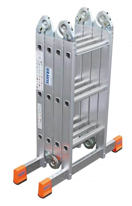 Krause Sprossen-Gelenk-UniversalLeiter MultiMatic®