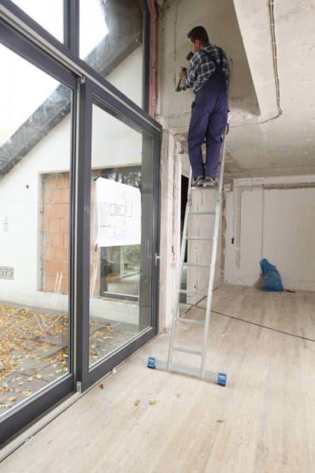 Krause Stabilo® Professional Sprossen-Gelenk-Doppel-Leiter
