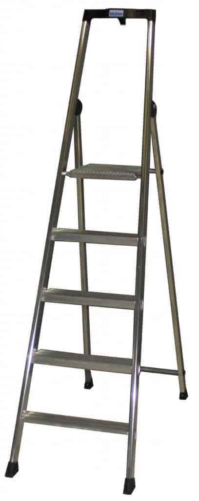 Krause Stufen-StehLeiter Solido®