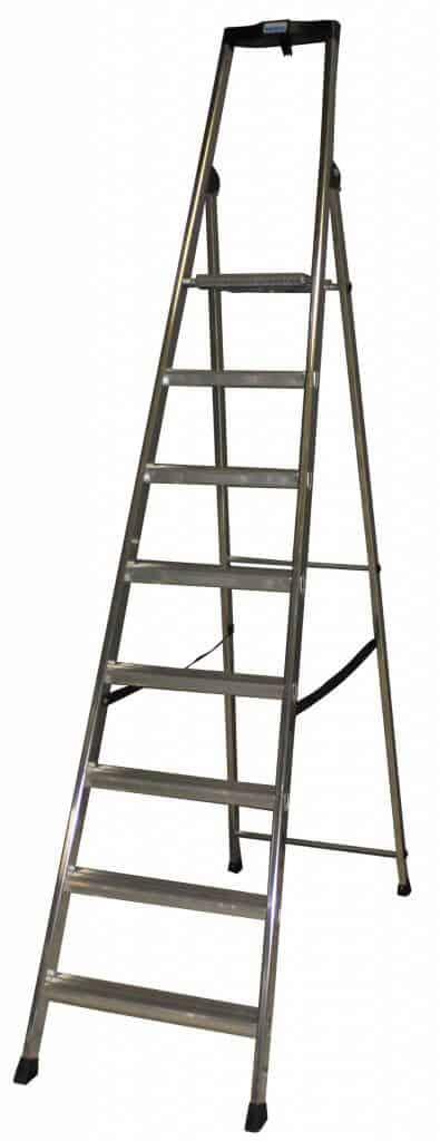 krause stufen leiter solido f r haushalt b ro werkstatt. Black Bedroom Furniture Sets. Home Design Ideas