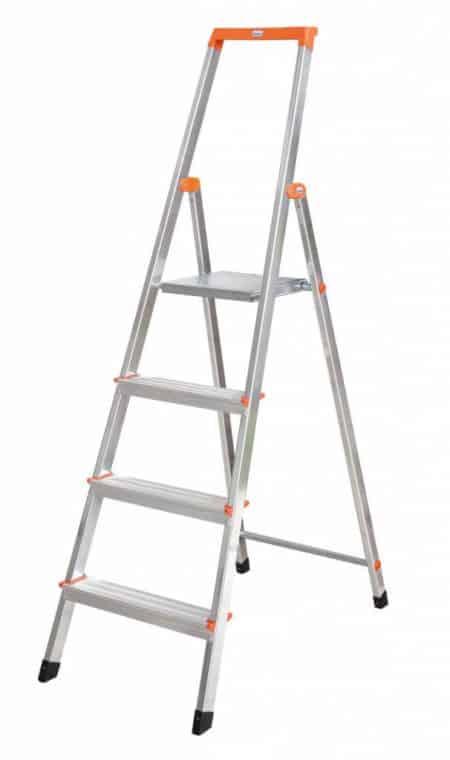 Krause Stufen-StehLeiter Solidy®