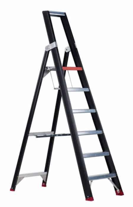 altrex Stufenleiter TAURUS TGB einseitig begehbar