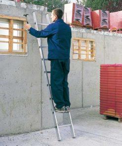 Zarges Z200 Sprossen-Anlegeleiter